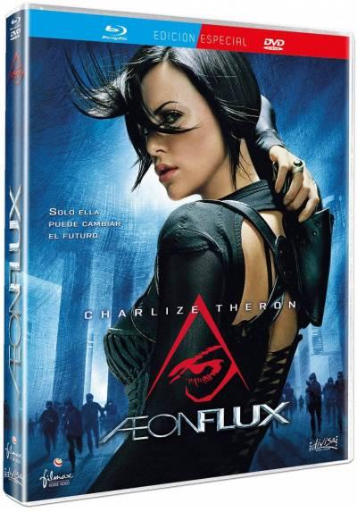 Aeon Flux (Blu-ray + DVD)