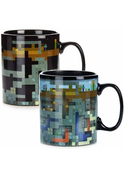 Taza Termica XL - Minecraft