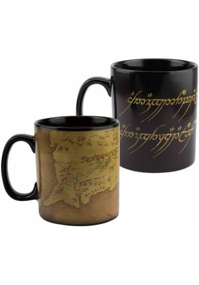 Taza Termica de cafe - El señor de los Anillos