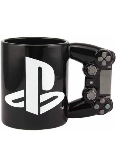 Taza 3D del mando 4ª Generacion - PlayStation
