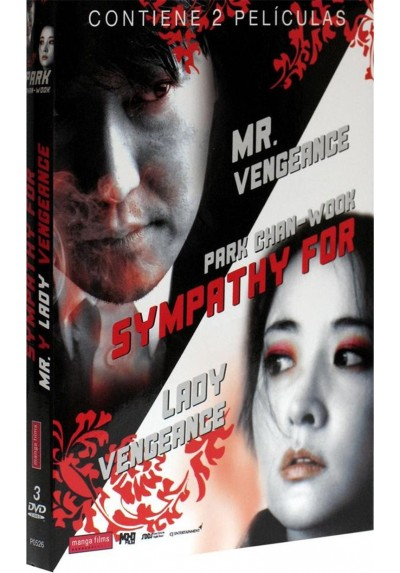Pack Sympathy for Mr. Vengeance y Sympathy for Lady Vengeance