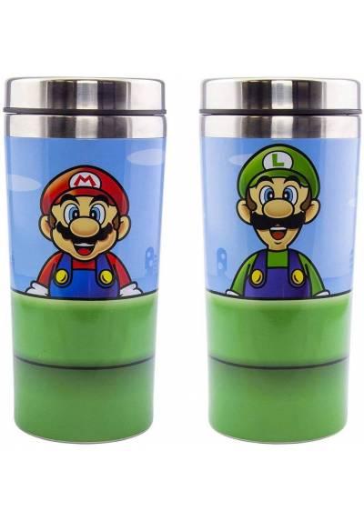 Taza de viaje Super Mario - Tuberia
