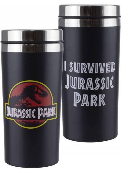 Taza de viaje Jurassic Park