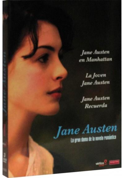 Pack Jane Austen - La Gran Dama de la Novela Romántica