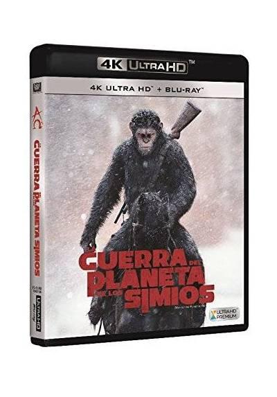 copy of La Guerra Del Planeta De Los Simios (Blu-Ray) (War For The Planet Of The Apes)