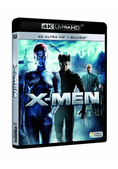 copy of X-Men (Blu-ray)