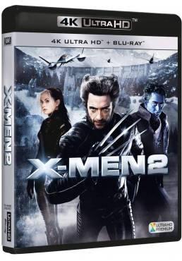 X-Men 2 (4K Ultra HD + Blu-ray)