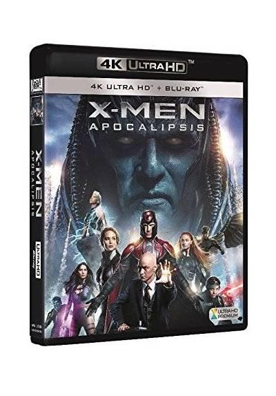 X-Men : Apocalipsis (4K Ultra HD + Blu-ray) (X-Men: Apocalypse)