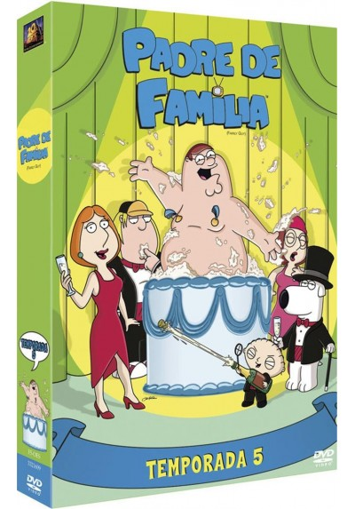 Padre de Familia: Temporada 5 (Family Guy)