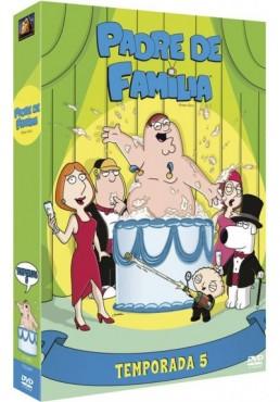 Padre de Familia: Temporada 5 (Family Guy)