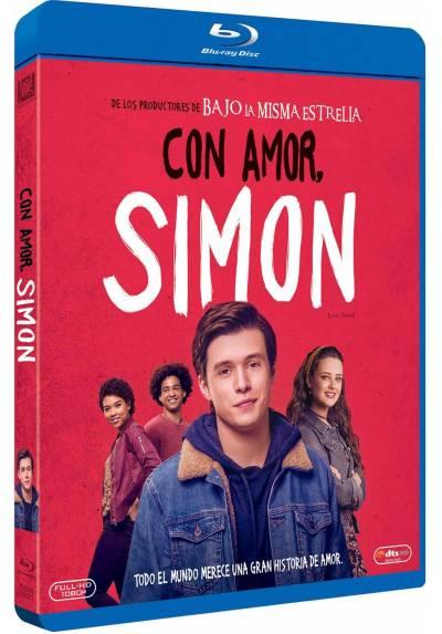 Con amor, Simon (Blu-ray) (Love, Simon)