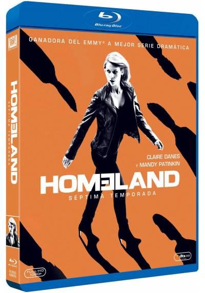 Homeland - 7ª Temporada (Blu-ray)
