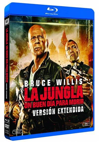 La Jungla : Un Buen Dia Para Morir (Blu-ray) (A Good Die To Die Hard)