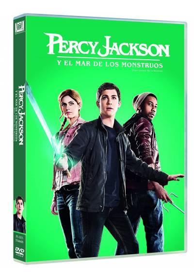 Percy Jackson Y El Mar De Los Monstruos (Percy Jackson: Sea Of Monsters)