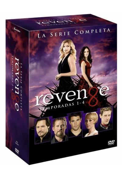 Revenge (Temporadas 1- 4) (Serie Completa)
