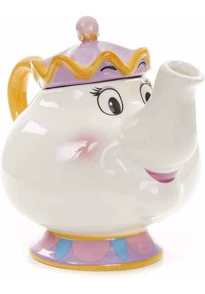 Tetera Disney Mrs Potts - La Bella y La Bestia