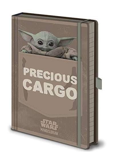 Cuaderno A5 Grogu - Star Wars: The Mandalorian
