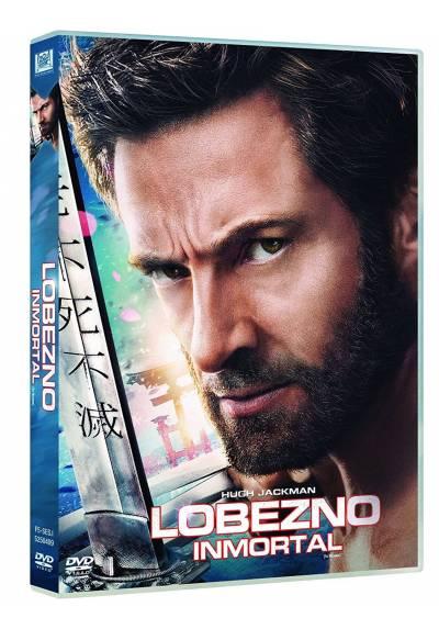 copy of Lobezno Inmortal (Blu-Ray) (The Wolverine)
