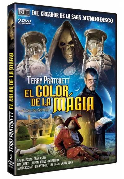El Color De La Magia (The Color Of Magic)