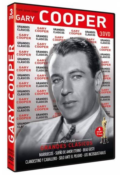 Grandes Clasicos Gary Cooper