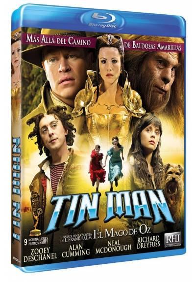 Tin Man (Blu-Ray) (Mago de Oz)