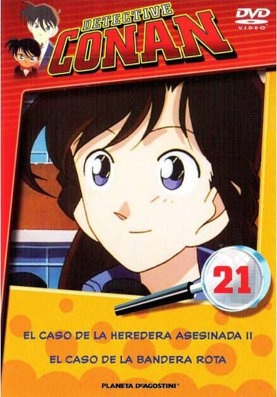 Detective Conan Vol. 21