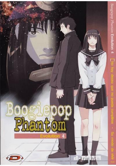 Boogiepop Phantom Evolution 4