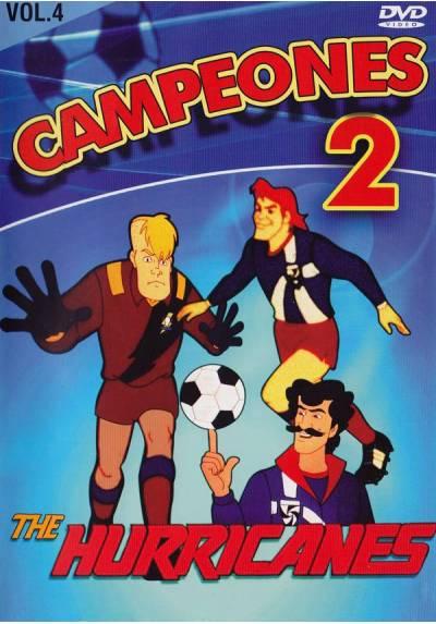 Campeones 2 - The Hurricanes Vol. 4
