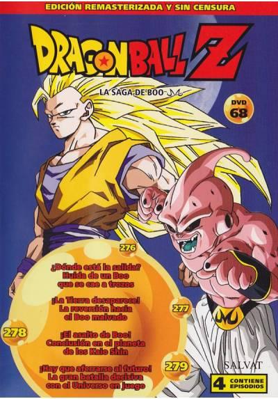 Dragon Ball Z - La saga Boo (DVD 68)