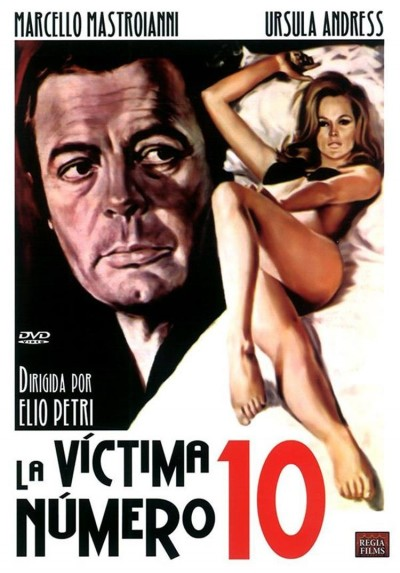La Víctima Número 10 (La decima vittima)