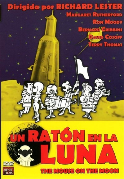 Un Ratón en la Luna (The Mouse on the Moon)