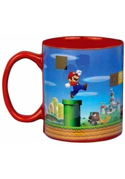 Taza Térmica - Super Mario