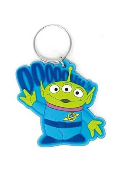 Llavero de goma Alien - Toy Story