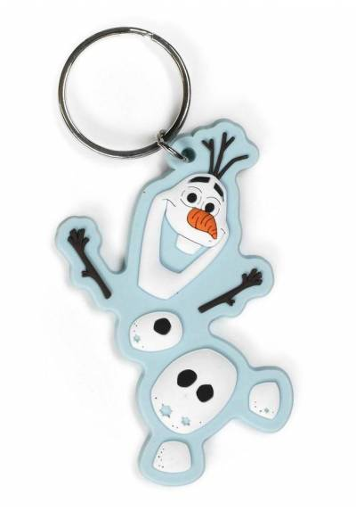 Llavero de goma Olaf - Frozen II