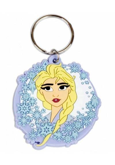 Llavero de goma Elsa - Frozen II