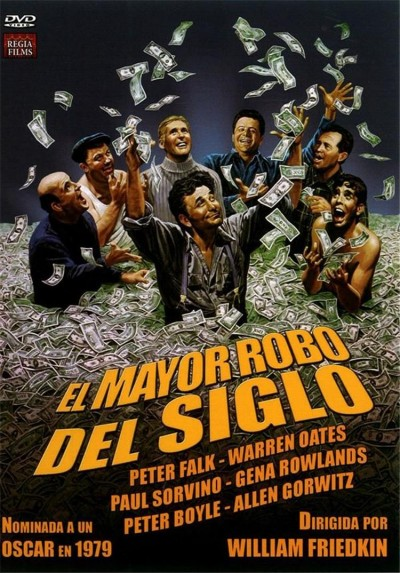 El Mayor Robo del Siglo (The Brink's Job)