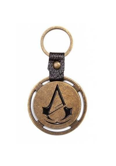 Llavero Metalico Assassin's Creed