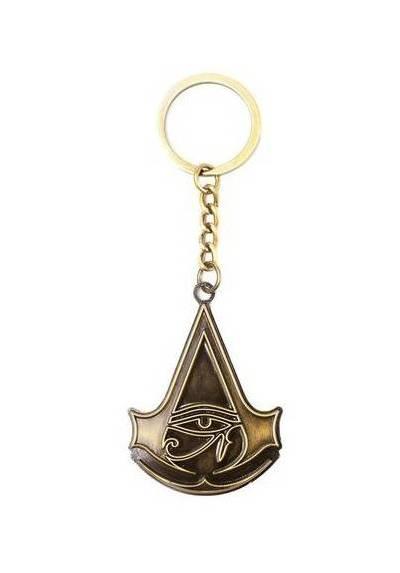 Llavero Metalico Assassin's Creed - Emblema