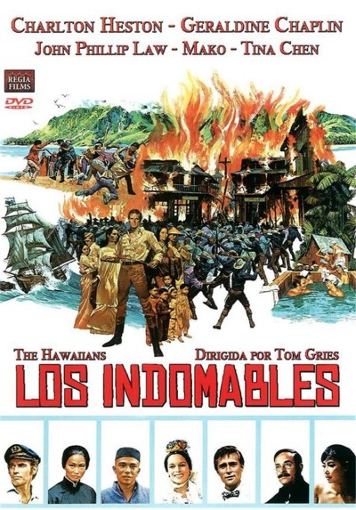 Los Indomables (The Hawaiians)