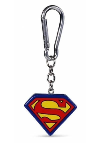 Llavero 3D Logo Superman