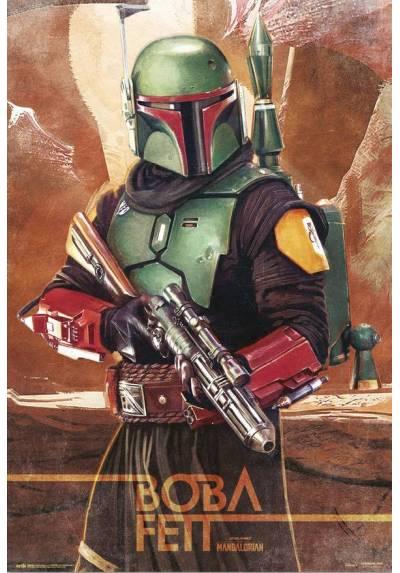 Poster Boba Fett - Star Wars (POSTER 61 x 91,5)