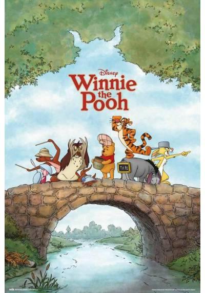 Poster Winnie The Pooh - Disney (POSTER 61 x 91,5)