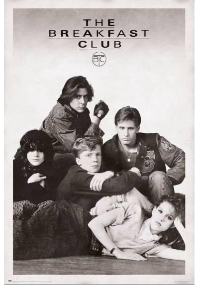 Poster The Breakfast Club - El Club de los Cinco (POSTER 61 x 91,5)