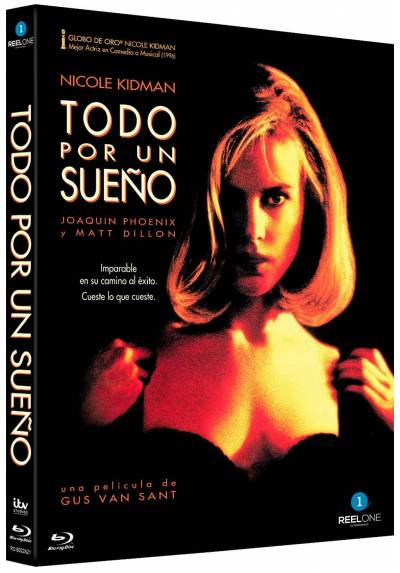 Todo por un sueño (Blu-ray) (To Die For)