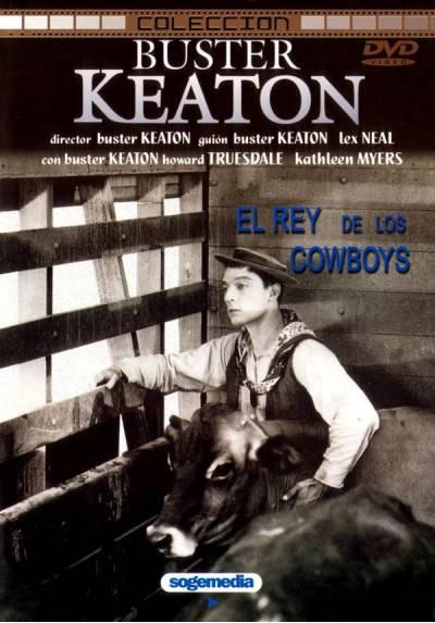 El rey de los cowboys (Go West)