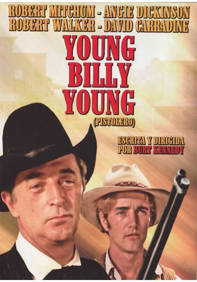copy of Pistolero (1969) (Young Billy Young)