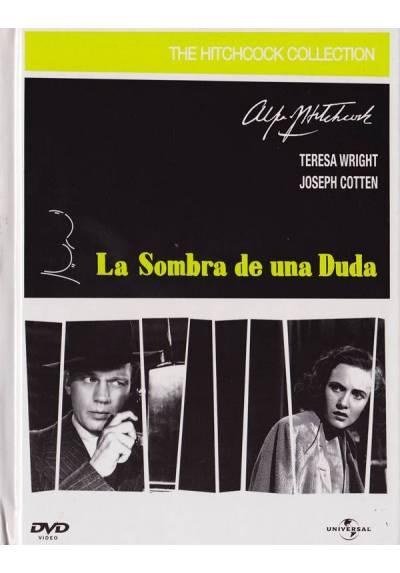La sombra de una duda (Shadow of a Doubt) (DVD + Libro)
