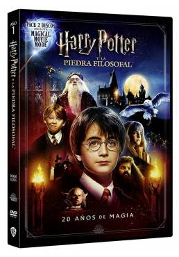 Harry Potter y La Piedra Filosofal + Magical Movie Mode (Harry Potter and the Sorcerer's Stone)