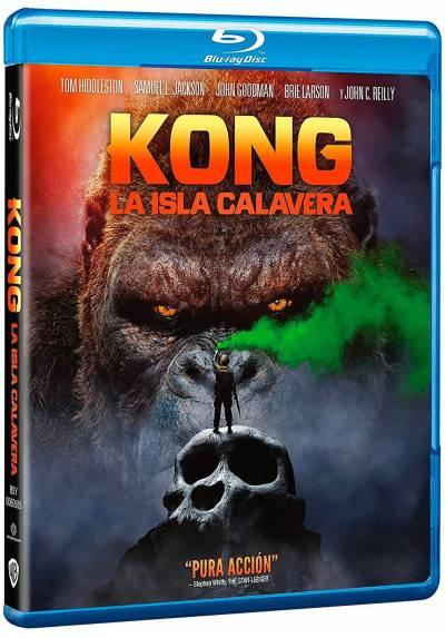 Kong: La isla calavera (Blu-ray) (Kong: Skull Island)