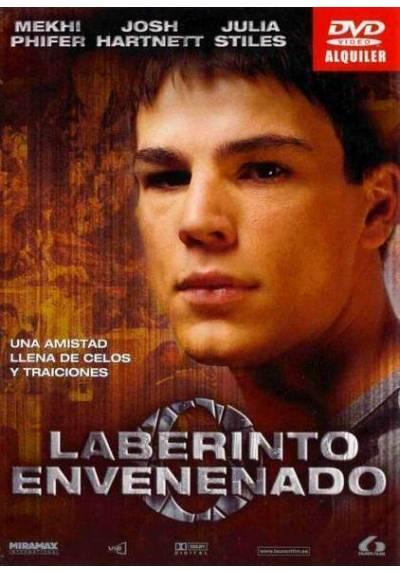 """copy of Laberinto Envenenado (""""O"""")"""